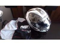 Large full face helmet