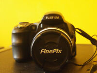 Fujifilm Finepix S6500fd Digital Camera. (Can see working!)