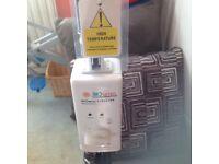 Bio lamp, thermal mineral medical device