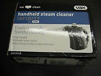 VAX Infinity hand-held steam cleaner