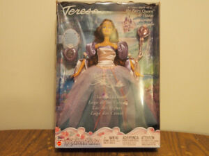 'The fairy Queen' Swan lake Barbie doll