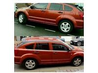 Dodge Caliber 2007 petrol 1.8