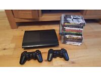 Playstation3 for sale with games £100