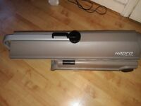 Hapro Mobile Sun - Portable Home Tanning bed - Sunbed