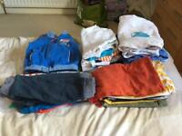 Selection of 3-6 Boys Baby clothes