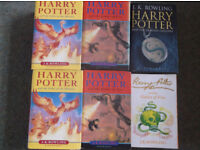 3 Harry Potter books, 2 hardback , 1 paperback would seperate £1 each