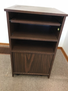 Computer Desk - size approximately 18 inches square