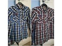 Mens shirts (laundry) size s