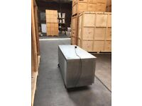 Fridge/ Chilling Cupboard- Stainless Steel