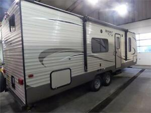 2017 KEYSTONE HIDEOUT 262LHS TRAVEL TRAILER