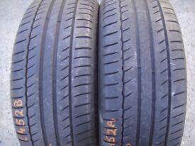 215 65 15 Michelin,Energy Saver, 96H x2 A Pair, 5.7mm (152-156 Rayne Road,CM7 2QS)