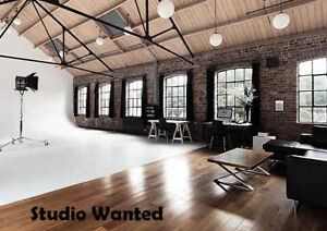 Studio and or Loft Type Unit wanted