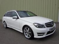 2014 Mercedes-Benz C Class 2.1 C220 CDI AMG Sport (Premium Plus) 7G-Tronic
