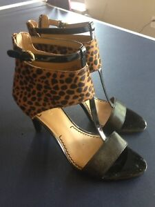Guess and Nine West 3inch heels