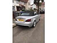 2011 Bmw 118d M Sport Convertible Automatic / Facelift / Low Mileage / Fully Loaded / 120d / FSH