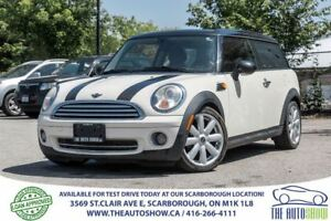 2008 MINI Cooper Clubman Bluetooth Leather PanoRoof