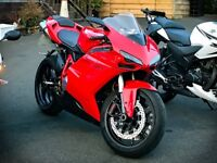 Ducati 848 Evo Full Ducati History/Fresh Rebuild/New Belts etc.