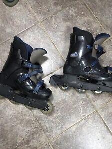 Size 9 Bauer inline skates