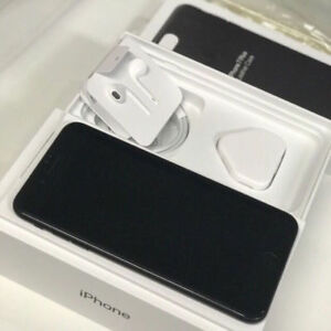 BNIB - NEW IPHONE 7 PLUS 128GB MATTE BLACK - WITH APPLE WARRANTY