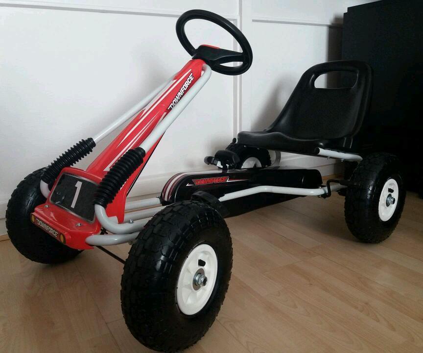 Downforce Go Kart