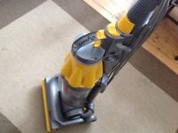 Dyson cleaner upright model