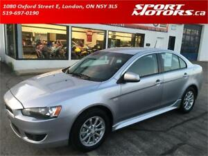 2010 Mitsubishi Lancer! New Brakes! Rust Module! Heated Seats!AC