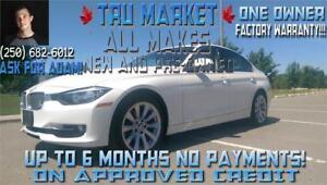 2013 BMW 320i XDRIVE {One Owner} Factory Warranty!