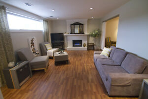 $1375 / mo. Large 1 brm suite close in, Sept 15/17- May 31/18