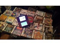 Nintendo DSi with 22 games