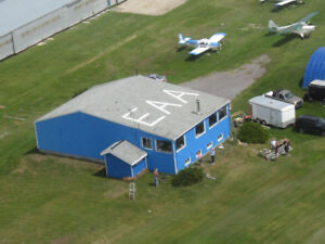 Aircraft Tie-Downs Available at EAA 245 Carp Airport