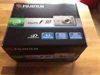 Fuji Finepix F30 Digital Camera