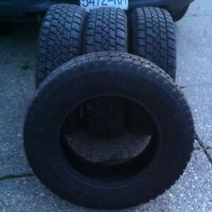 Winter Tires Very Good Condition
