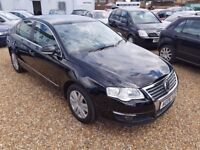 Volkswagen Passat 2.0 FSI SEL Saloon. FSH. HPI CLEAR. PARKING SENSORS. LEATHER SEATS. P/X WELCOME