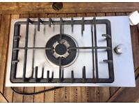 Single gas hob