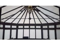 Large Conservatory In Good Condition