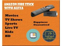 Amazon Fire Stick with Apps