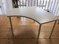 Ikea Linnmon corner desks
