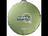 Quechua Seconds Family 4.1 Pop Up Tent.