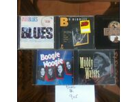 Pack of Blues cds