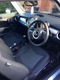 Mini Cooper diesel 1.6 , 57 plate open to offers quick sale wanted.