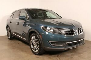 Lincoln MKX AWD ** Ensemble Reserve ** 2016