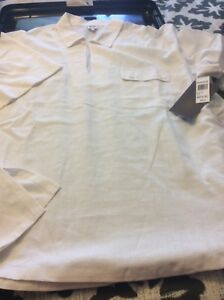 Tilley shirt, XXXL, New with tags