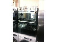 Double oven electric ex-display Hotpoint warranty included special offers on £109.99 call today
