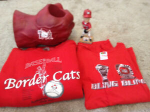 TB BORDERCATS mISC.ITEMS FOR SALE