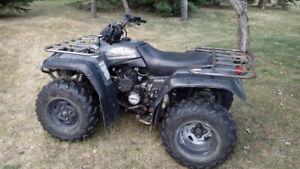 2000 Yamaha Big Bear 400 4x4 quad