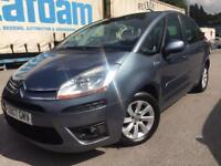 07 plate - 1.6 Citroen C4 picasso - 5 VTR HDI- Automatic - Warranted low 58K - 10 months mot