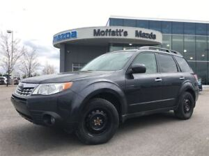 2011 Subaru Forester TOURING 2.5L AWD