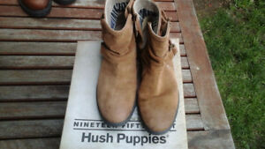 Timberlands & Hush Puppies