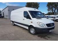 Mercedes Sprinter 310Cdi LWB Panel Van Diesel 2.1 Panel Van Manual Diesel