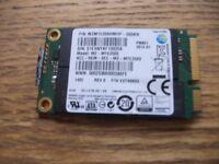 Samsung 256GB SSD Laptop mSATA Drive (£50.00)
